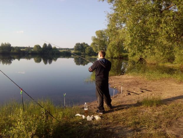 Никольское рыбалка одинцовский район